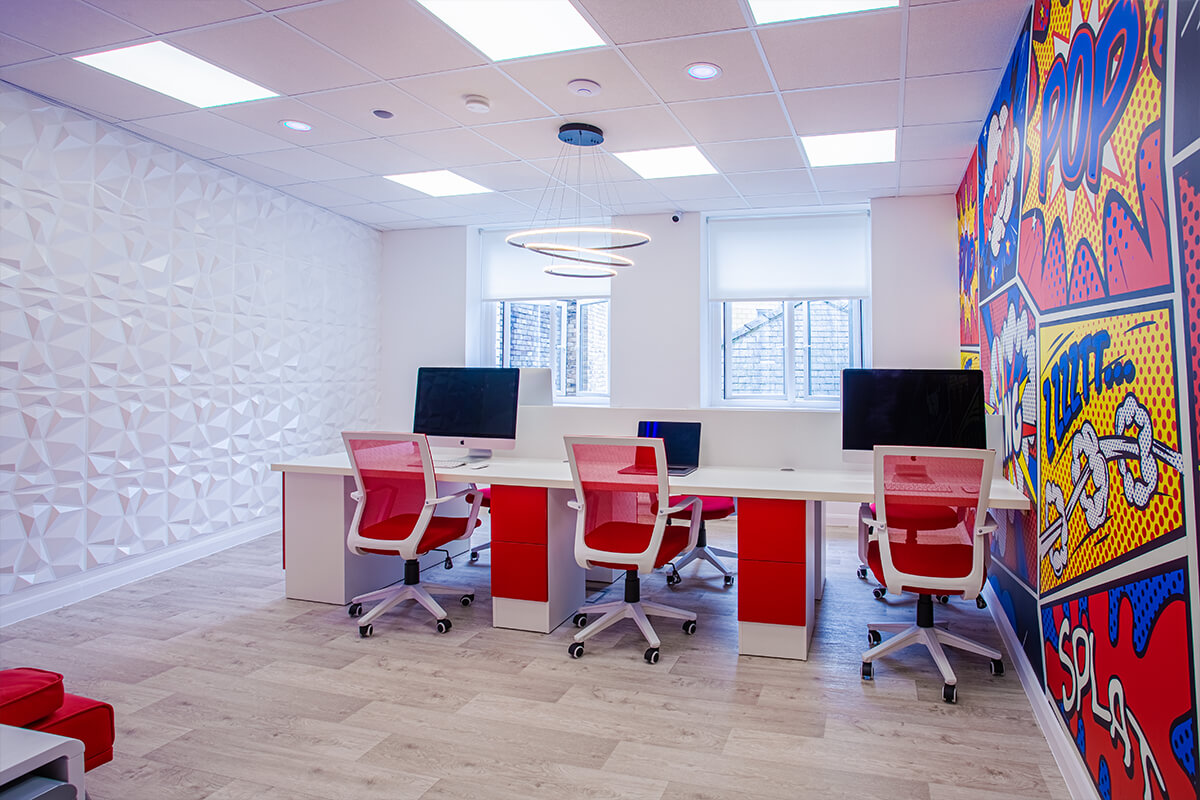 HiveTree welcomes Marginal Gains to their brand new office in Newcastle