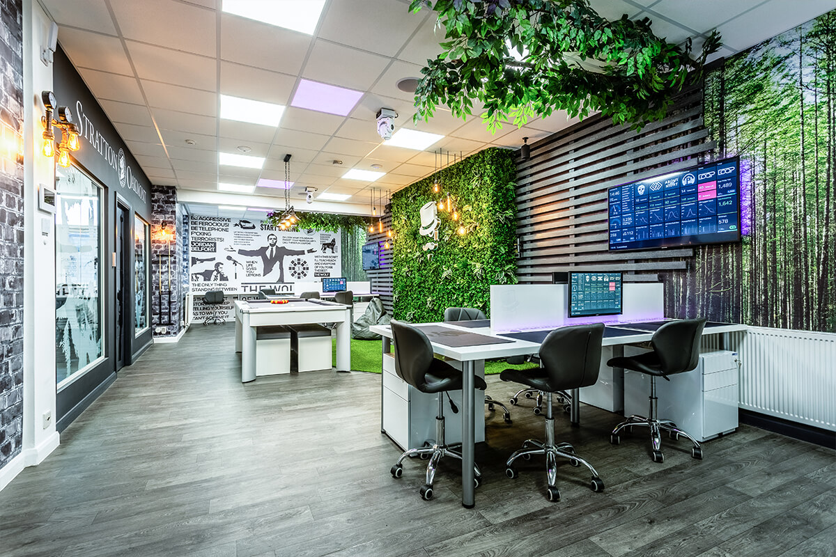 HiveTree welcomes Loosedays to their new office space in Newcastle