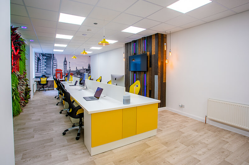 HiveTree welcomes new tenant Pockit after their search for offices to rent in Newcastle