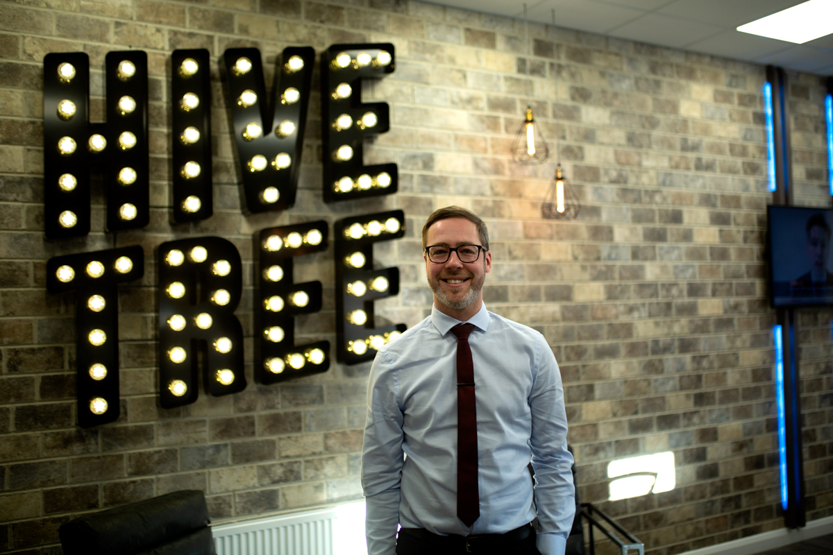 HiveTree welcomes Milk Education to their new office in Newcastle